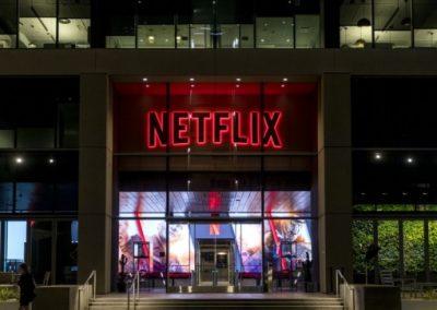 Netflix Lobby